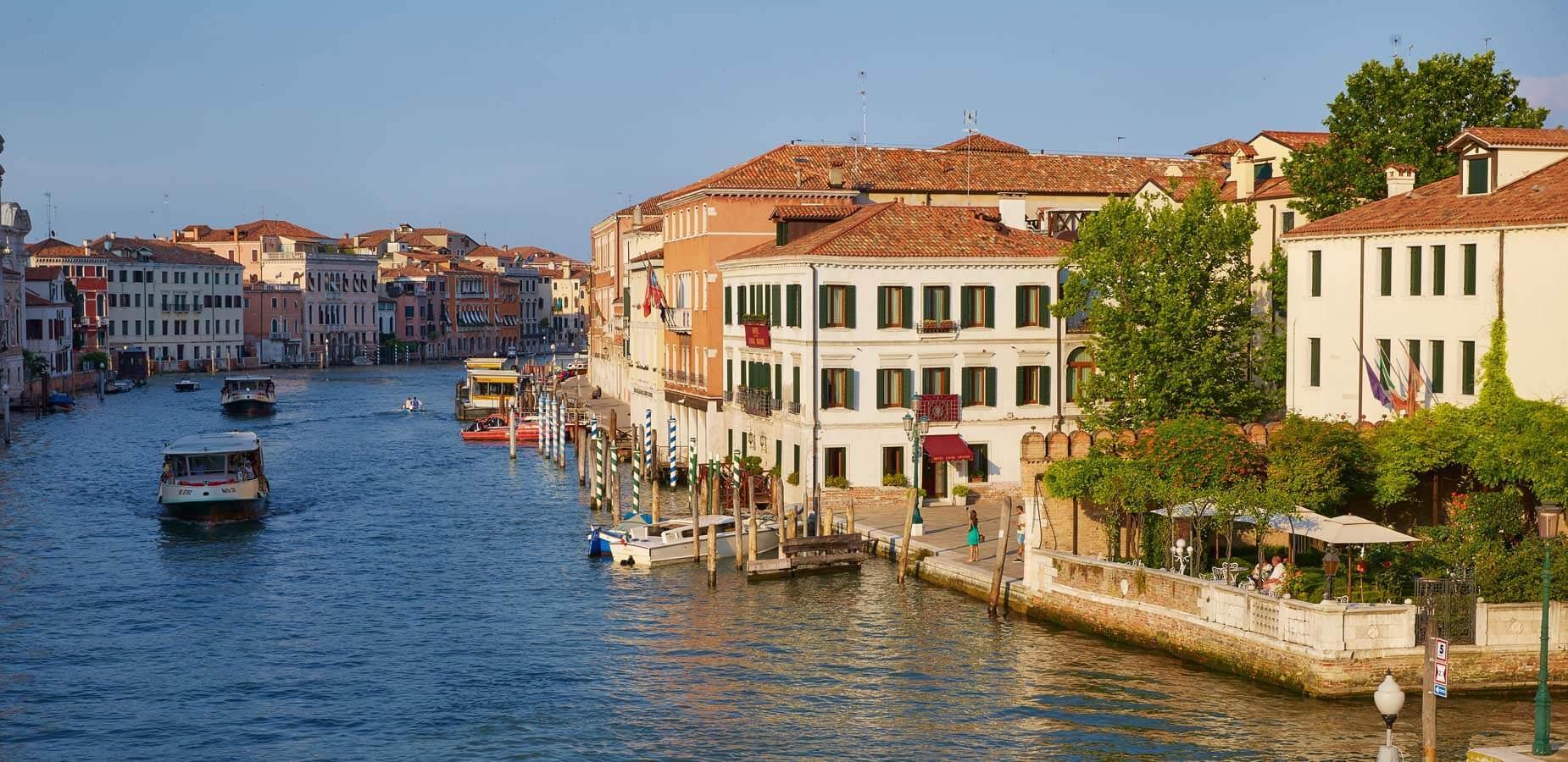 Hotel Canal Grande Venedig