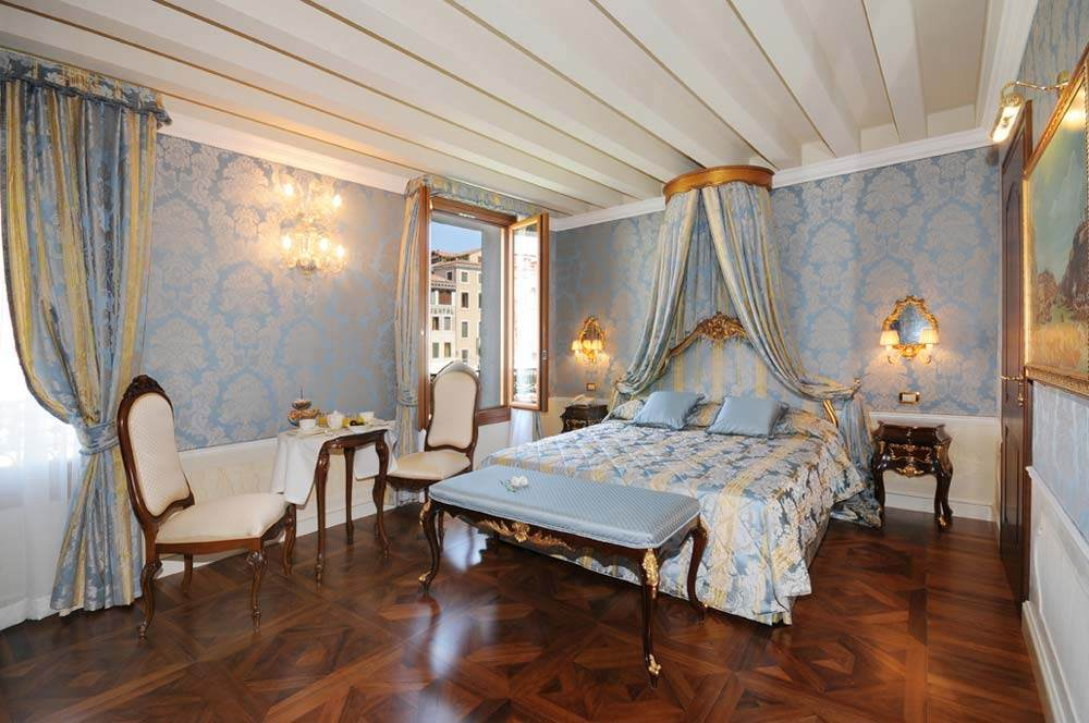 Rooms Hotel Canal Grande