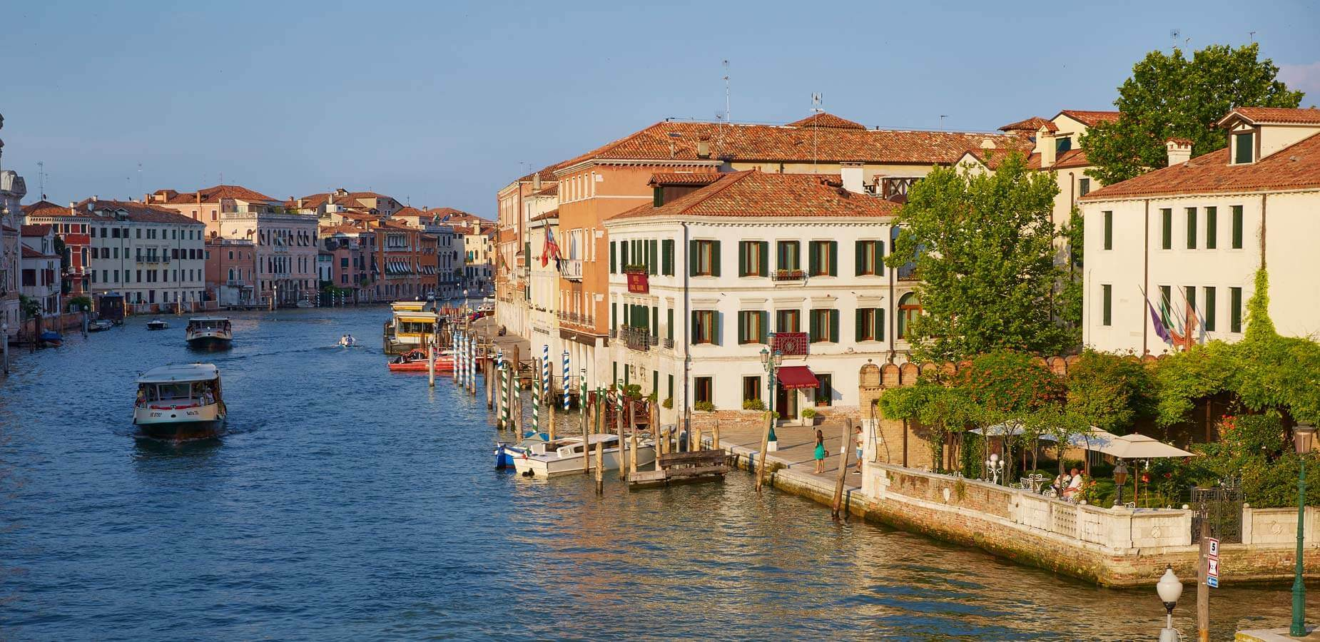 Boutique hotel in venice hotel canale grande official site for Sites hotel